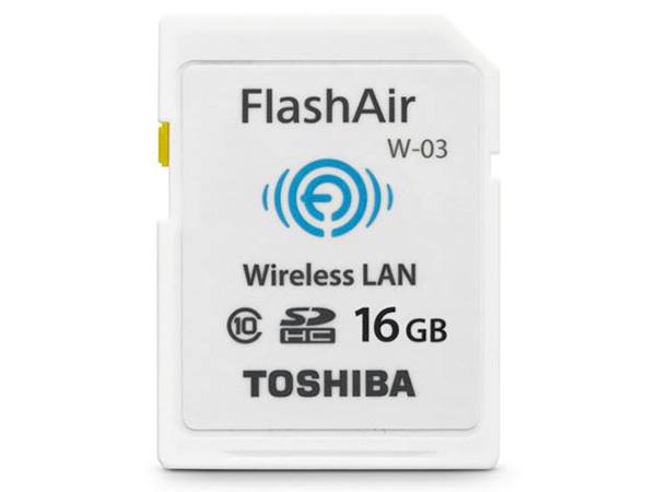 Thẻ nhớ Toshiba FlashAir