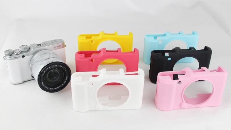 Bao Silicon Bảo Vệ Máy Ảnh Cho Fujifilm XA1/ XA2/ XM1