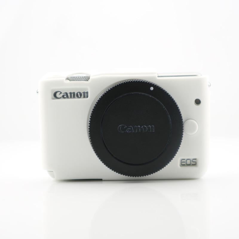 Bao Silicon Bảo Vệ Máy Ảnh Cho Canon Eos - M10 ( 4 màu )
