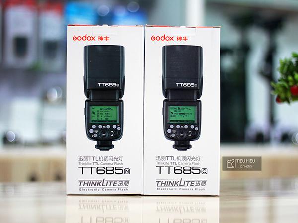 Flash Godox TT685c/n