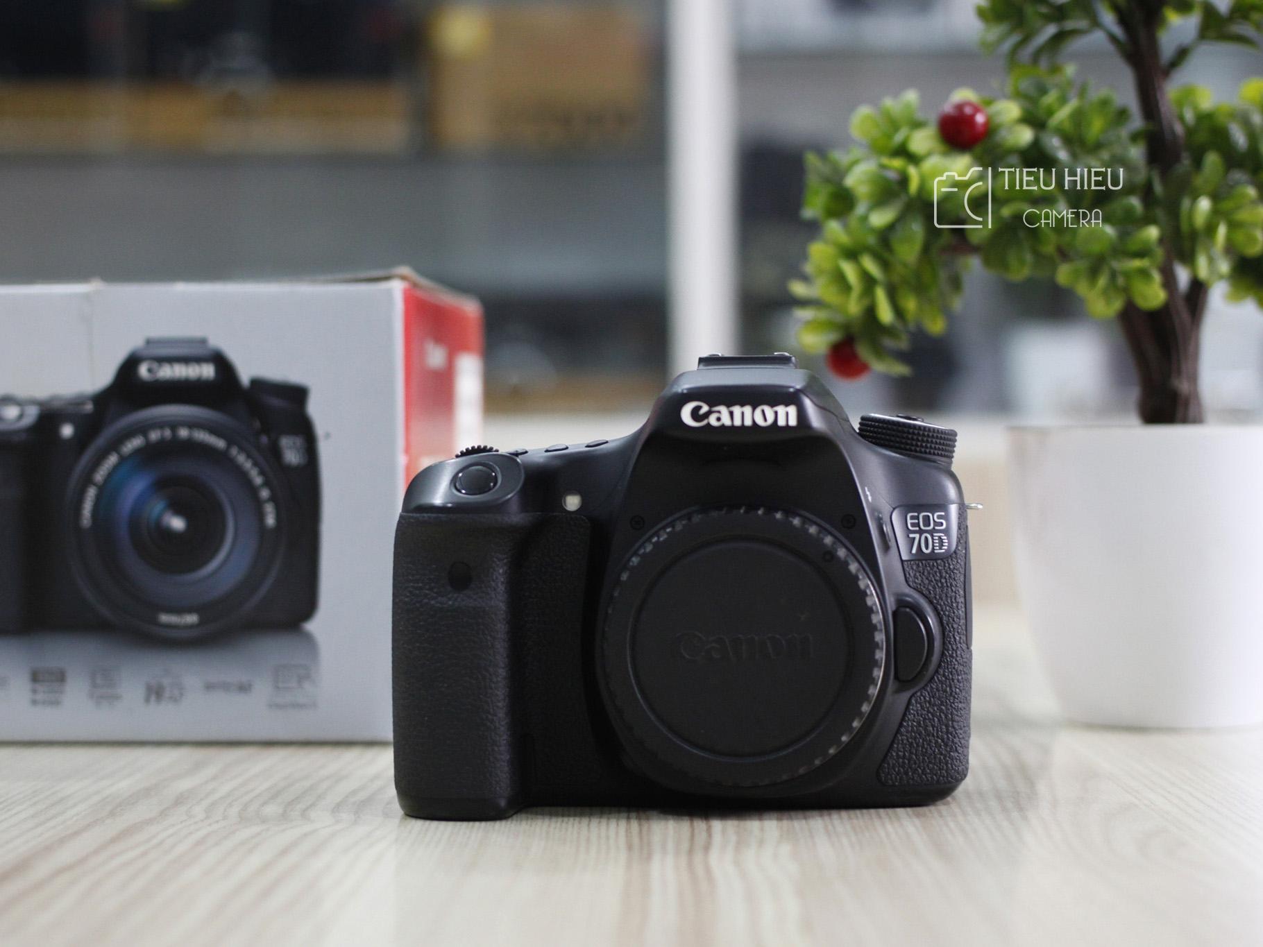 Body Canon 70D