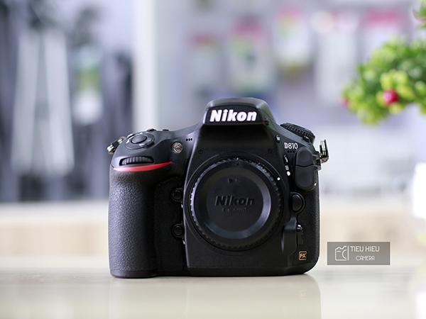 Body Nikon D810