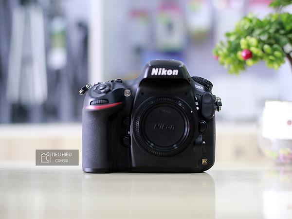 Body Nikon D800