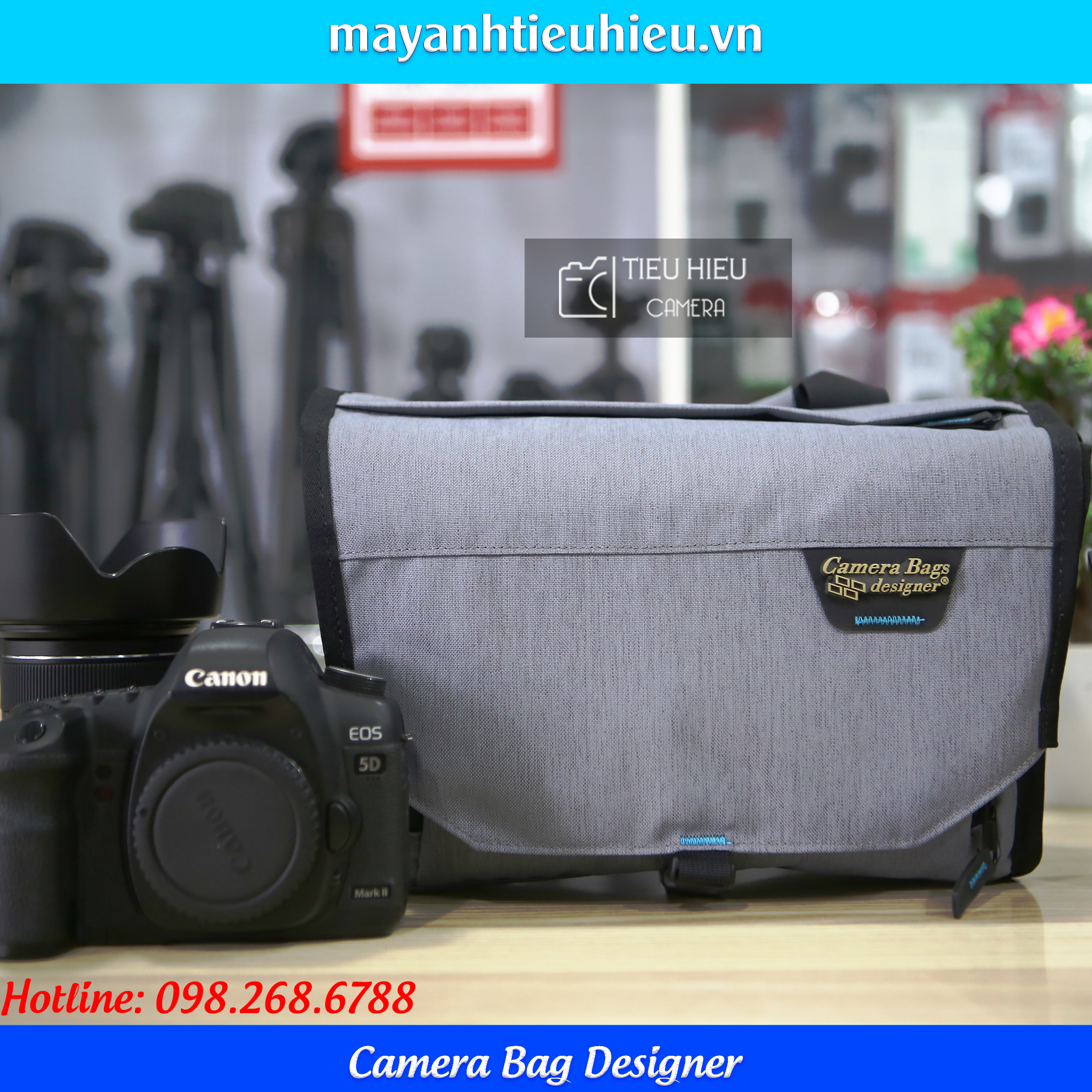 Túi Camera Bag designer TH-1