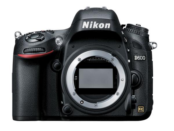 Body Nikon D600