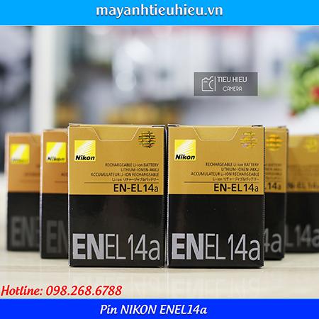 Pin Nikon EN - EL14a