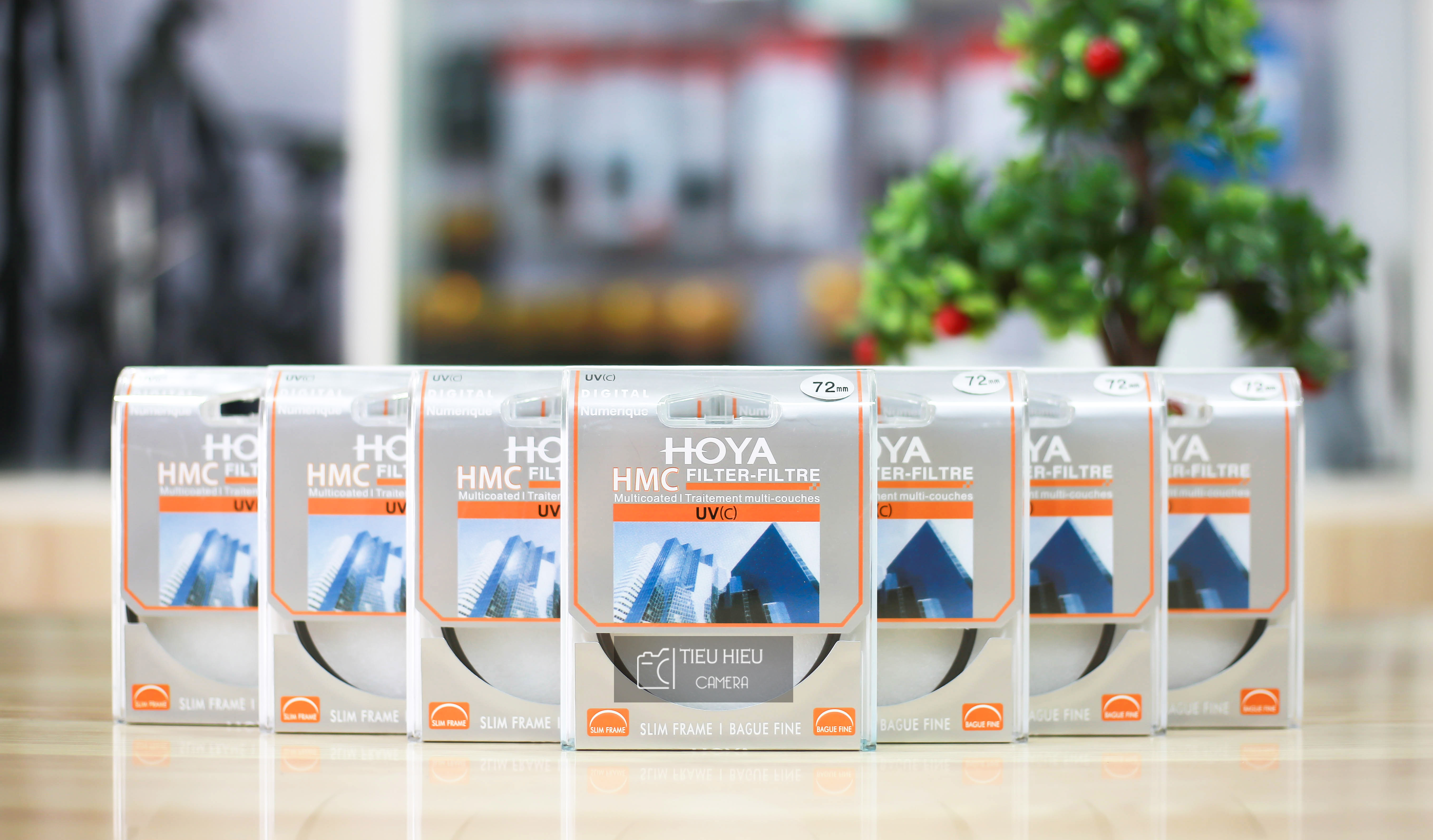 Filter Hoya HMC UV(C) 72mm